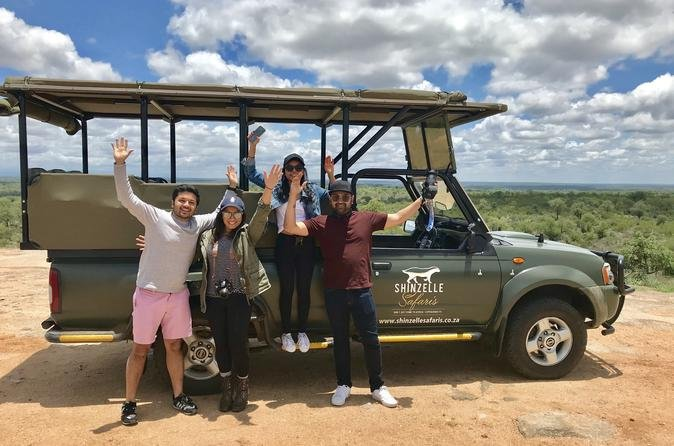 Kruger National Park Guided Day Tour including Hotel Pick-Up
