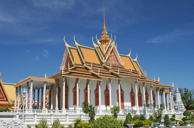Phnom Penh Small-Group Tour With Round-Trip Hotel Transfer""