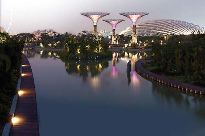 """Singapore Gardens By The Bay Admission Ticket With Transfers"""""""